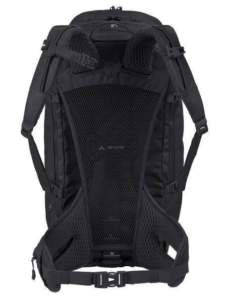 Vaude BIKE ALPIN 25+5 cycling backpack black