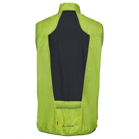 Vaude Men AIR VEST III Windweste grün 2