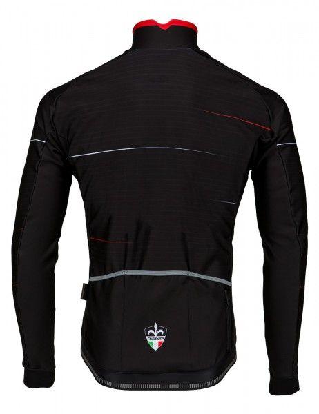 Chaqueta de ciclismo térmica CAIVO (negro) - Wilier (WL280)