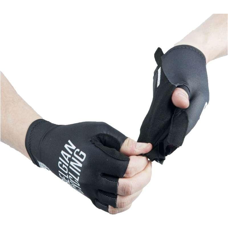 3bd0216ab BELGIUM 2019 short finger gloves - BioRacer national cycling team. Next