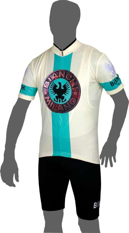 59bad00ca Bianchi Milano VENETICO short sleeve jersey vanilla. Next