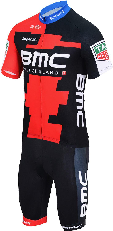 BMC RACING TEAM 2018 Promo short sleeve cycling jersey - professional cycling  team. Next cc7fa0e7c