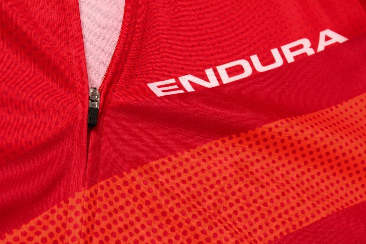 Endura HUMMVEE RAY mtb - short sleeve cycling jersey red (E3139RD). Next ee06a2c28
