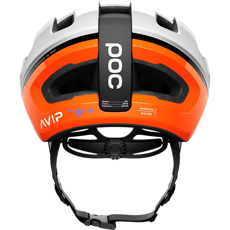 Trikotexpress Poc Omne Air Spin Cycling Helmet White