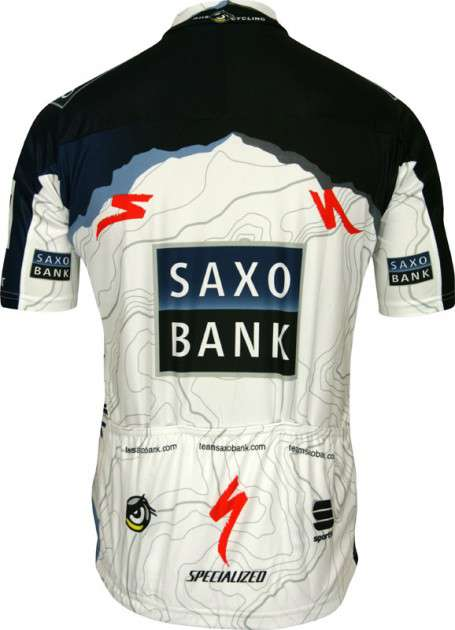 a36752d22 Saxo Bank 2010 Sportful professional cycling team - tricot (jersey short  sleeve). Next