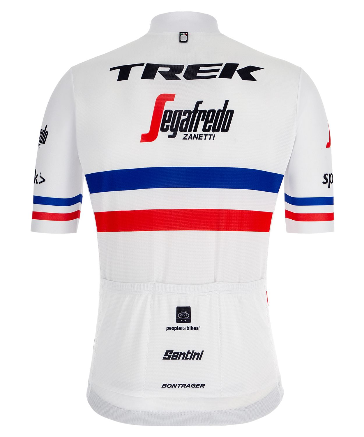 ... 2019 short sleeve cycling jersey (long zip) - Santini. Next ce05d681f