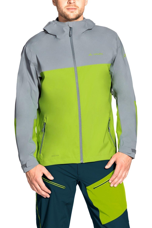 buy popular 6cfff 78bfe MOAB RAIN JACKET Fahrrad Regenjacke chute green