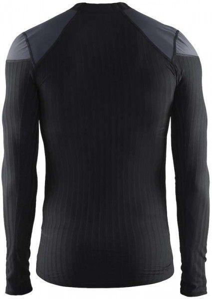 Craft Active Extreme 2.0 langarm Unterhemd schwarz windstopper 3