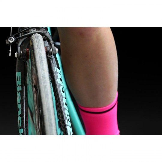 Actionbild 2 Nalini LAMPO 2.0 Radsocken pink