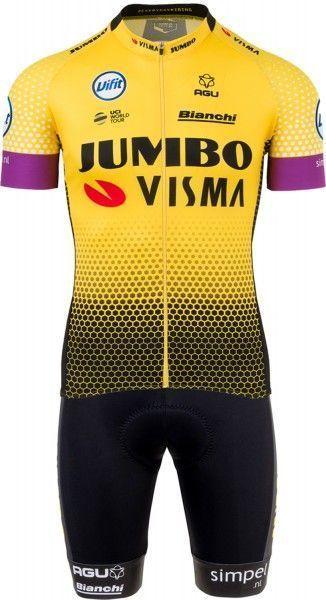 Team Jumbo Visma 2019 Set 1