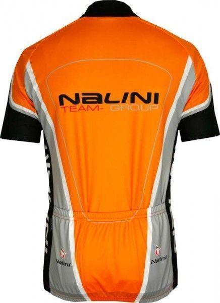 Nalini pro especiales de manga corta camiseta Bencino Orange