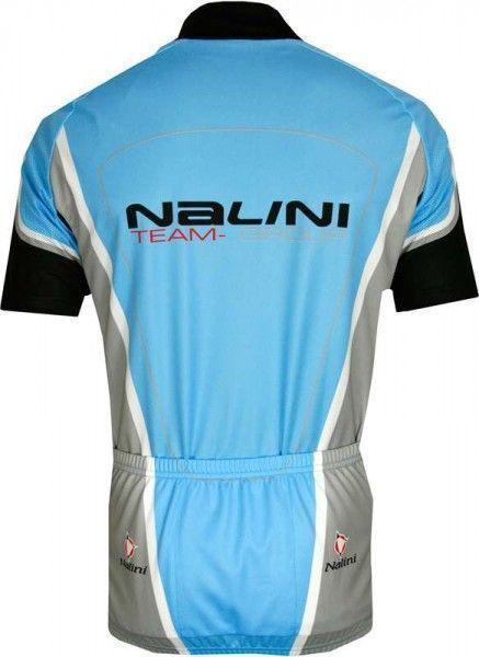 NALINI PRO SPECIAL short sleeve jersey BENZINO light blue