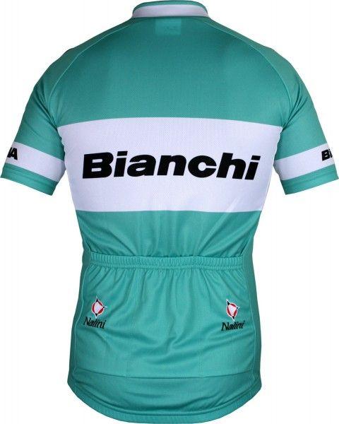Bianchi 2003 Kurzarmtrikot langer Reißverschluss 3