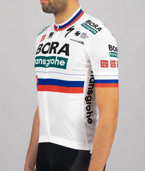 Bora Hansgrohe 2021 slovakischer Meister Radtrikot kurzarm 3