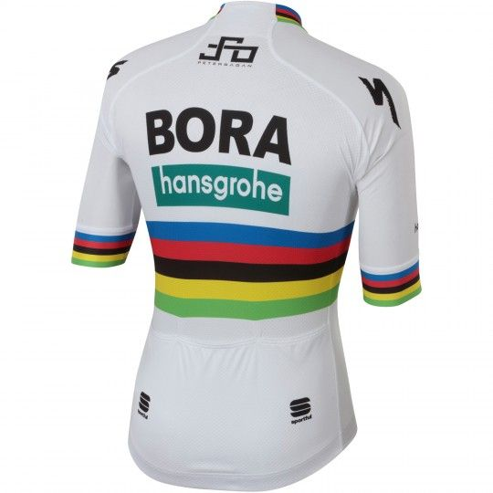 BORA-hansgrohe Straßenrad Weltmeister 2018 Radtrikot 2