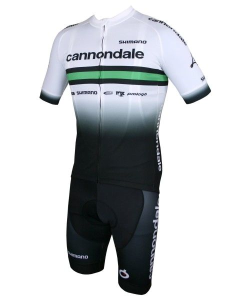 Cannondale FACTORY RACING 2020 Radsport Set weiß