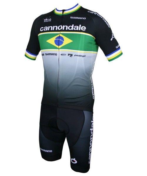 Cannondale Factory Race brasilianischer Meister 2020 Radsportset