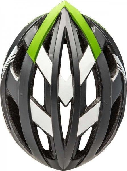 Cannondale CAAD Fahrradhelm schwarz/grün 3