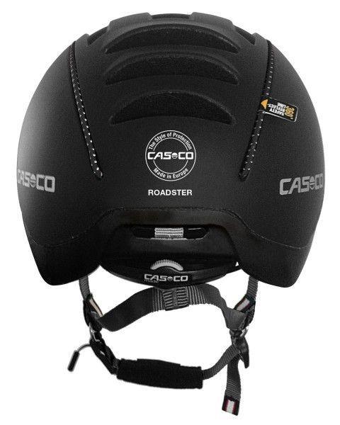 Casco ROADSTER Fahrradhelm schwarz 3