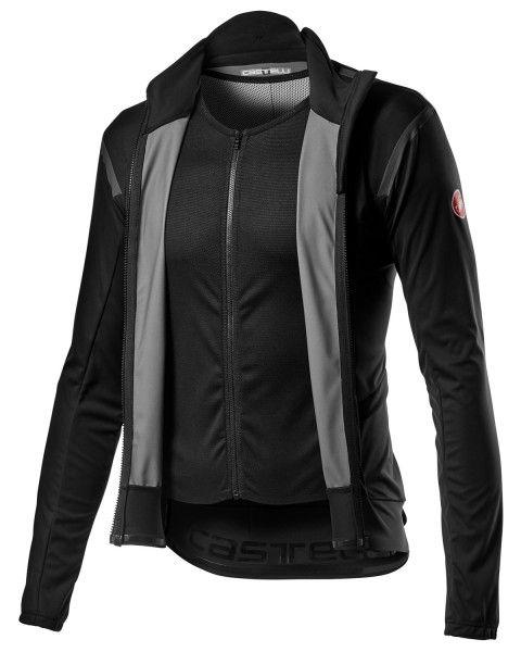 Castelli alpha RoS 2 light Fahrradjacke schwarz 3