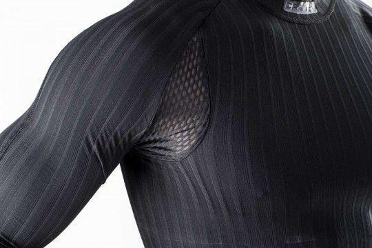 Craft Active Extreme 2.0 Damen Langarm Unterhemd schwarz 3