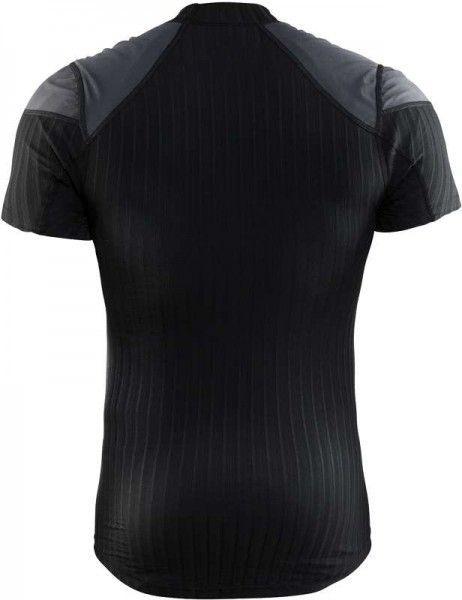 Craft Active Extreme 2.0 Windstopper Kurzarm Unterhemd schwarz 3