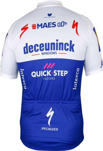 Deceunick-Quick-Step 2020 Radtrikot kurzarm 2