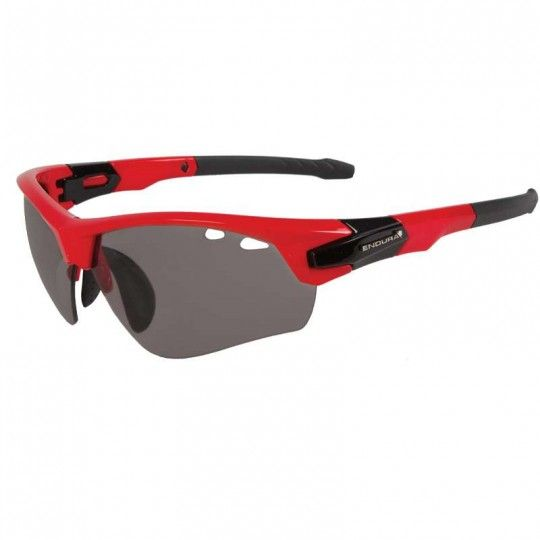 Endura Radbrille Char rot