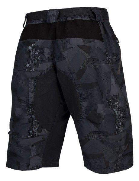 Endura HUMMVEE II Bike Shorts grey camo 3