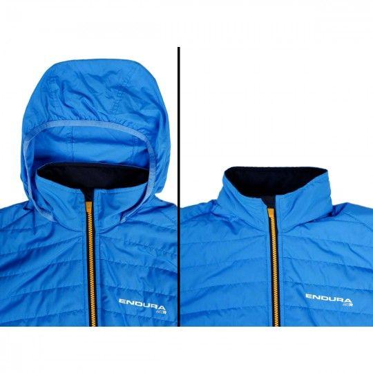 Endura MTR Primaloft Winterjacke blau 3