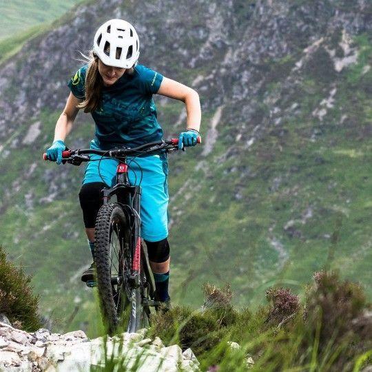 Endura SINGLETRACK Bike Shorts aquamarin 3