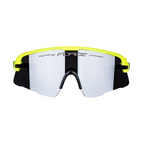 Force AMBIENT Rad- / Sportbrille neongelb 3