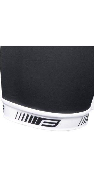 Force B38 Trägerhose kurz schwarz/weiß 3