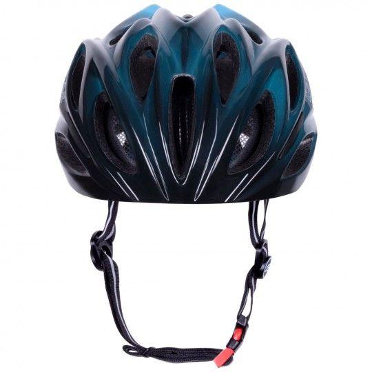 Force BULL HUE Fahrradhelm schwarz/blau 3