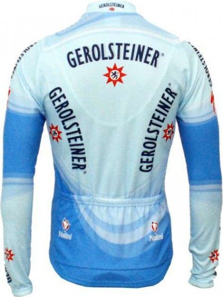12671c6b4 Gerolsteiner 2007 Nalini professional team - cycling long sleeved jersey.  Next