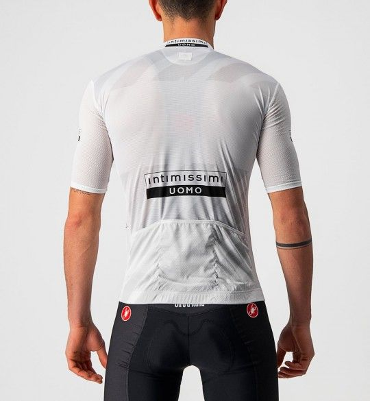Giro d'Italia 2021 MAGLIA BIANCO (weiß) Radtrikot kurzarm 3