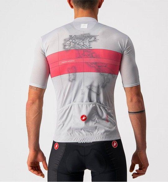 Giro d'Italia 2021 Etappentrikot Trofeo Rosa 3