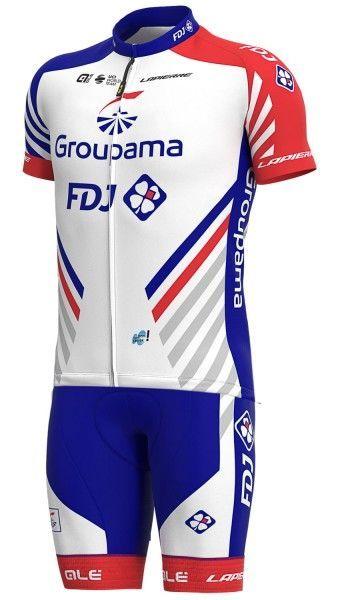 GROUPAMA-FDJ 2020 Radsport Set 1