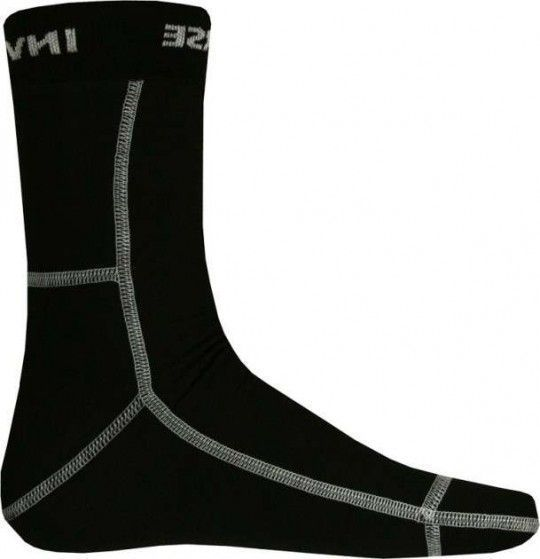Inverse - Radsport-Thermo-Socken ROAD schwarz
