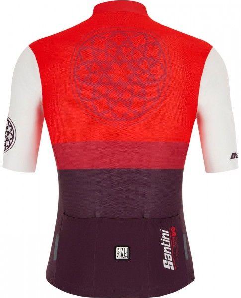 La Vuelta 2021 - BURGOS stage - short sleeve cycling jersey - Santini