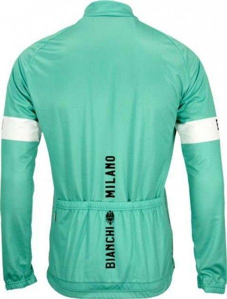 Bianchi Milano LEGGENDA long sleeve jersey - Grande Classiche (I19-4300) size XXXL (7)