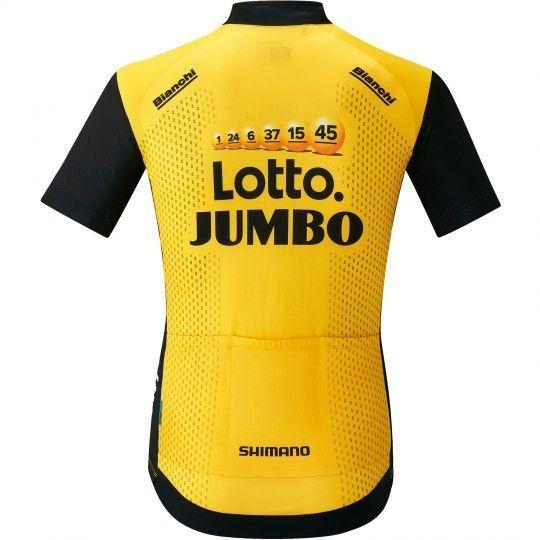 Team Lotto NL - Jumbo Radtrikot 2