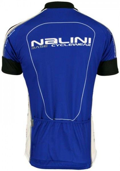 Nalini Base Radsport Kurzarmtrikot ARGENTITE blau