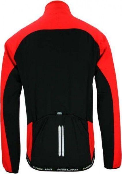 ATIK rot - Radsport-Jacke (Trikot-Jacke) - NALINI Radsportbekleidung