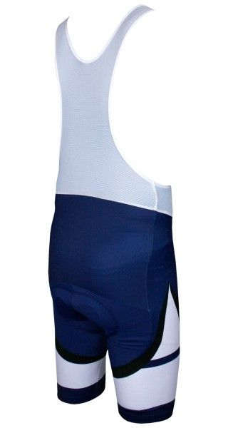 Nalini CARBON Fahrrad-Trägerhose blau 3