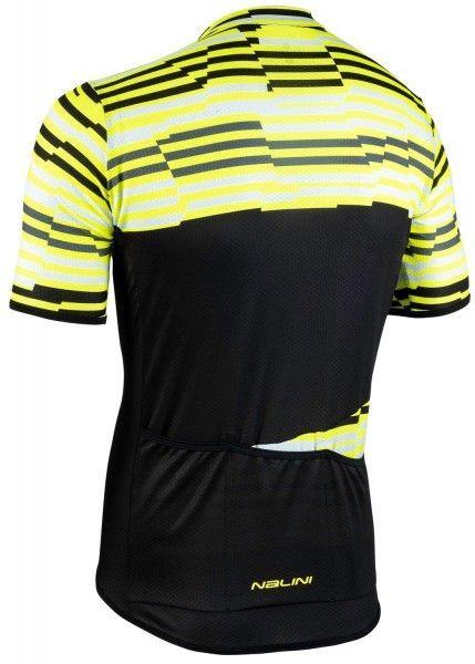 Nalini Chamonix Radtrikot kurzarm gelb 4050 2