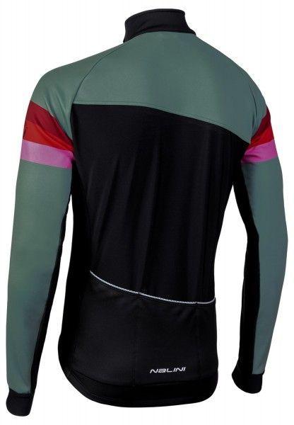 Nalini Winterjacke Crit Warm Jacket 2.0 schwarz/grün 2