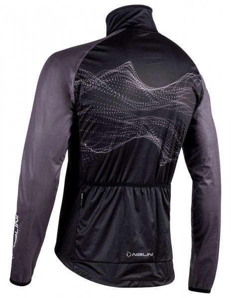 Nalini Eco Wind Jacket Fahrrad Windjacke schwarz 2