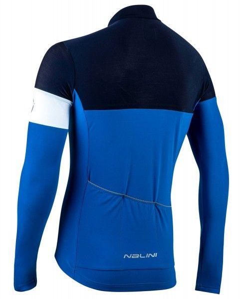 Nalini Pro Corsa Jersey Fahrrad Langarmtrikot blau 2