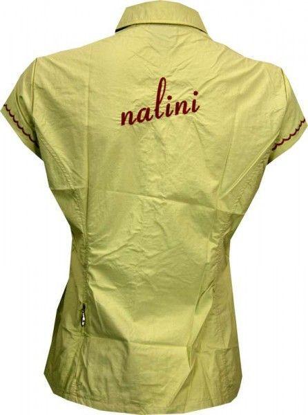 NALINI PRO Damen-Bluse E5BRADANO beige